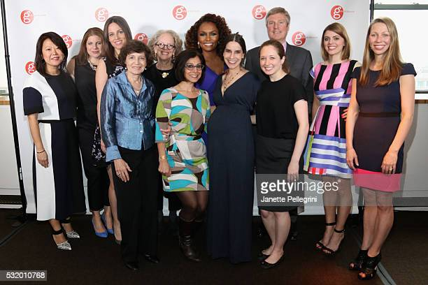 Girls Write Now Board and Honorees attend Girls Write Now Awards on May 17 2016 in New York City