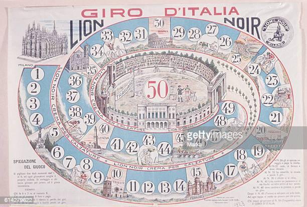 Giro d'italia lion noir 1919