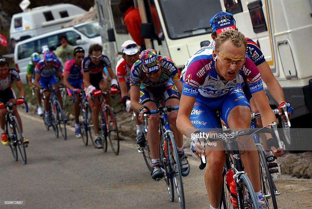 Giro d'Italia, 16. Etape : News Photo