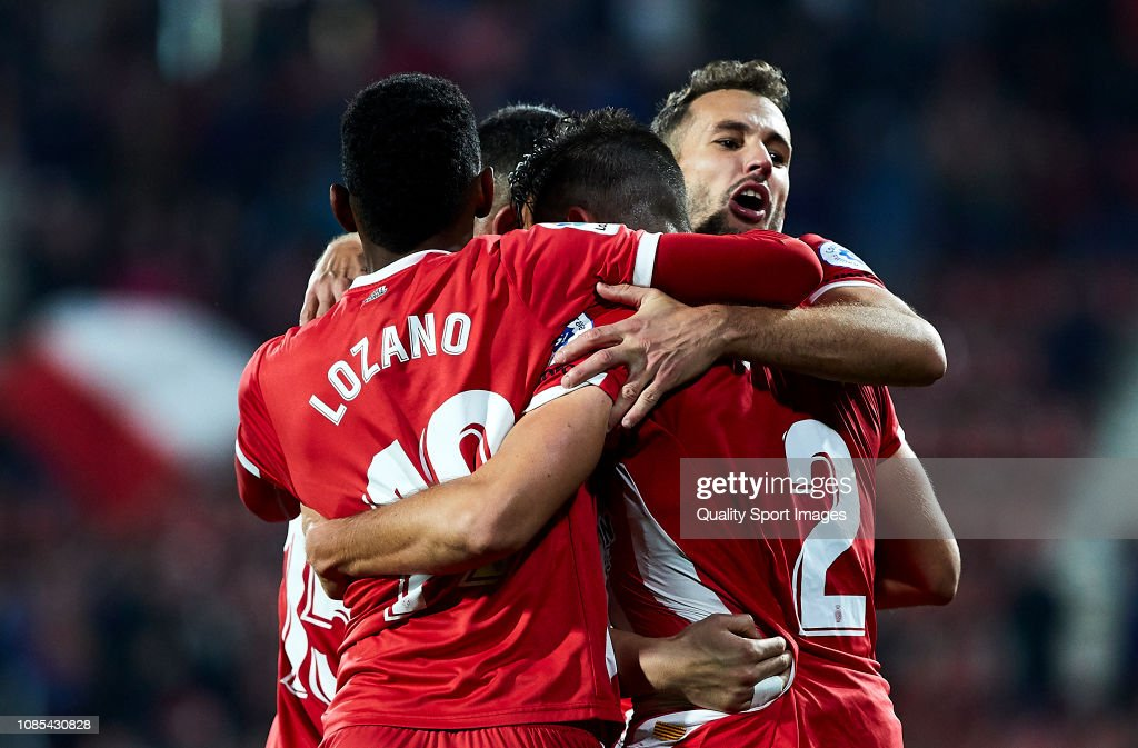 Girona FC v Getafe CF - La Liga : News Photo