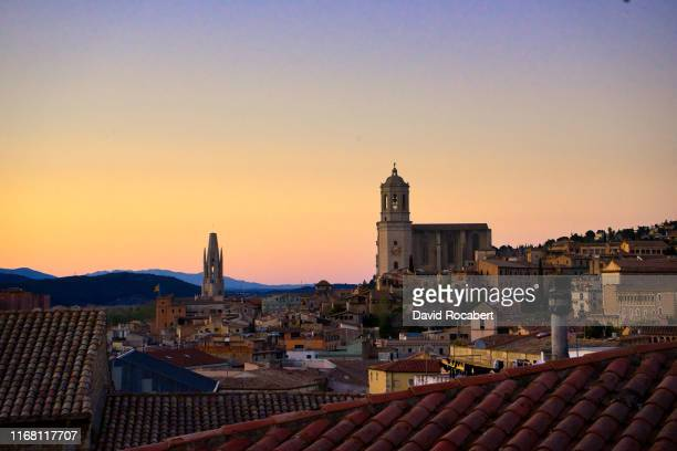 girona - gerona city stock pictures, royalty-free photos & images
