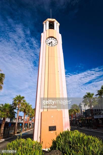 Gisborne City Clock, New Zealand