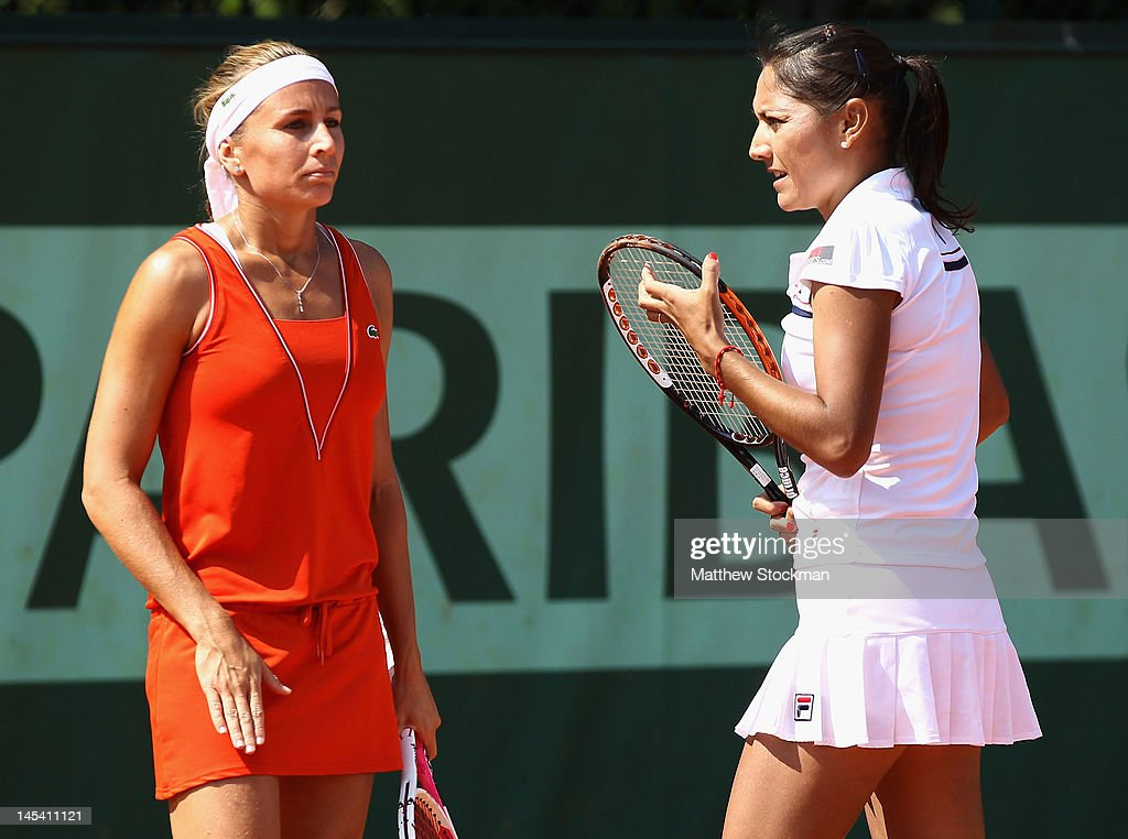 2012 French Open - Day Three : News Photo
