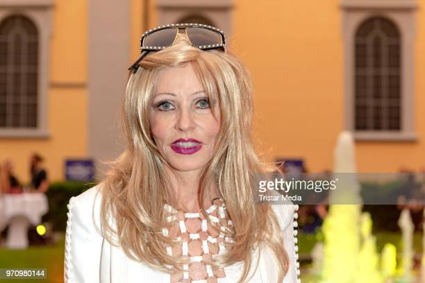 Gisela Muth attends the 'Media Night And Polo Player Night' at De Medici Hotel on June 9 2018 in Duesseldorf Germany