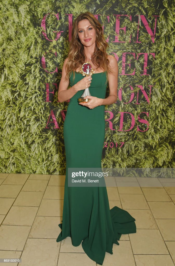 The Green Carpet Fashion Awards, Italia - Winners