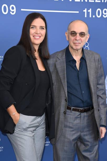 "ITA: ""Ennio (Ennio The Maestro)"" Photocall - The 78th Venice International Film Festival"