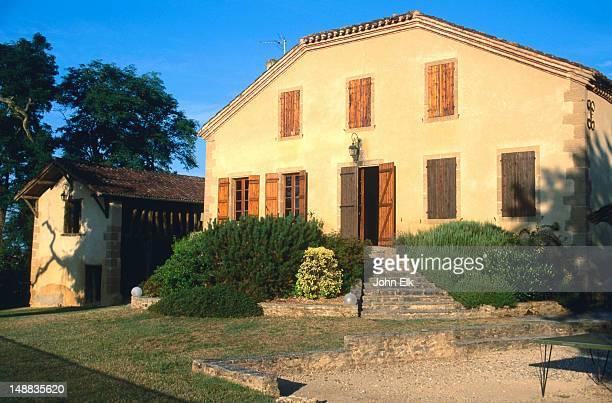Gite de France vacation home near Panjas, Gers region.