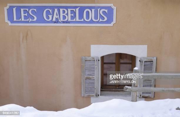 gite Les Gabelous SaintVeran commune la plus haute d Europe a 2040 m Parc Naturel Regional du Queyras departements des HautesAlpes region...