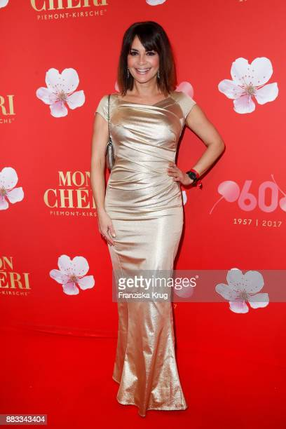 Gitta Saxx attends the Mon Cheri Barbara Tag 2017 at Postpalast on November 30 2017 in Munich Germany