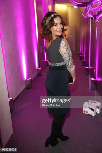 Gitta Saxx during the Business Women's Society launch event at Lovelace Hotel on March 6 2018 in Munich Germany
