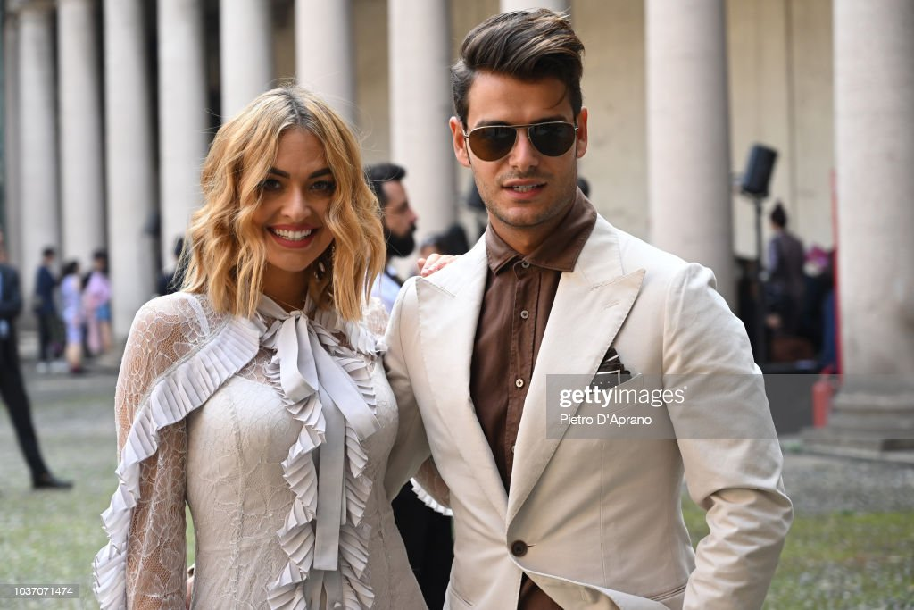 Blumarine - Front Row - Milan Fashion Week Spring/Summer 2019