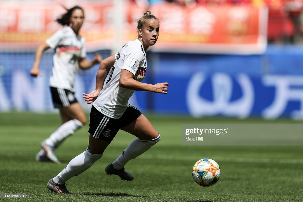 Germany v China PR: Group B - 2019 FIFA Women's World Cup France : News Photo