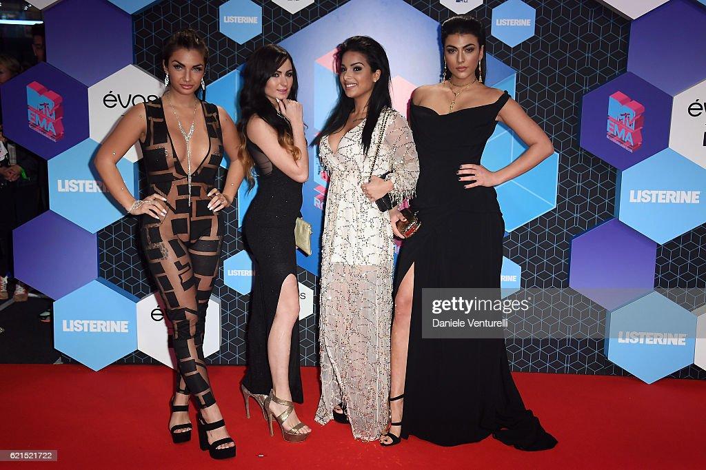 MTV EMA's 2016 - Red Carpet Arrivals : News Photo