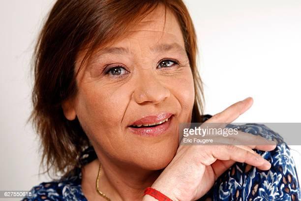 Giulia Salvatori Photographed in PARIS