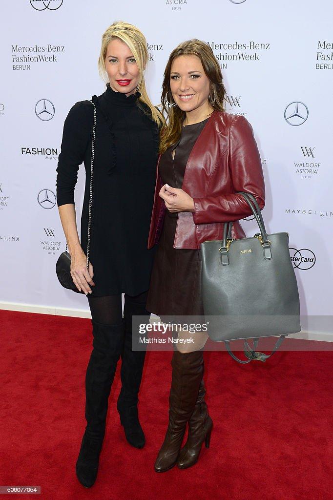 Zukker Arrivals - Mercedes-Benz Fashion Week Berlin Autumn/Winter 2016