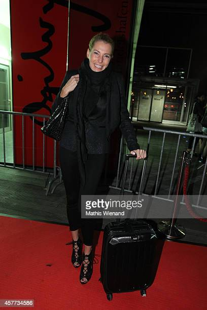 Giulia Siegel attends the InTouch Awards 2014 at Port Seven on October 23 2014 in Duesseldorf Germany