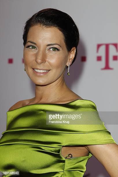 Giulia Siegel Bei Der 21 Diva Verleihung Im Bayerischen Hof In München
