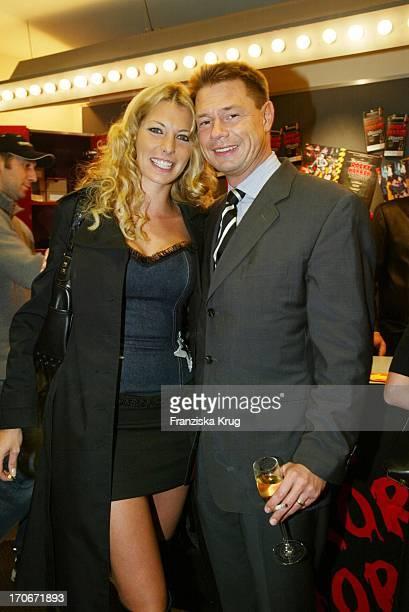 Giulia Siegel Ehemann Hans Wehrmann Bei Der Rocky Horror Show Premiere In München
