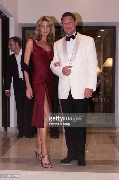 Giulia Siegel und Ehemann Dr Hans Wehrmann Bei Dorint Gala Auf Mallorca