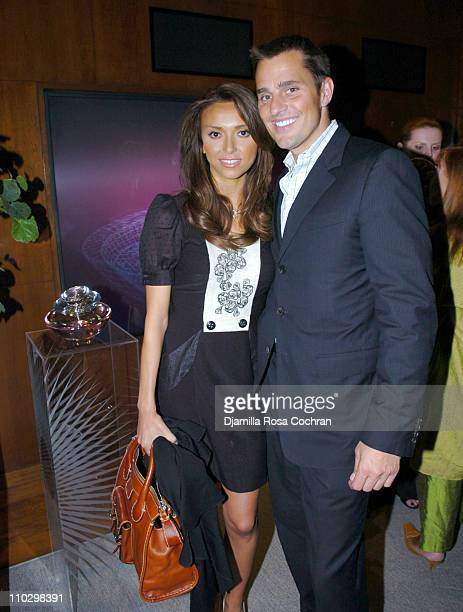 """Giuliana DePandi and Bill Rancic during W Magazine's """"The New York Affair"""" Party at Penthouse Four in New York City, New York, United States."""