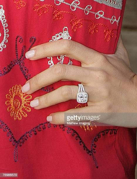 Giuliana DePandis Engagement Ring