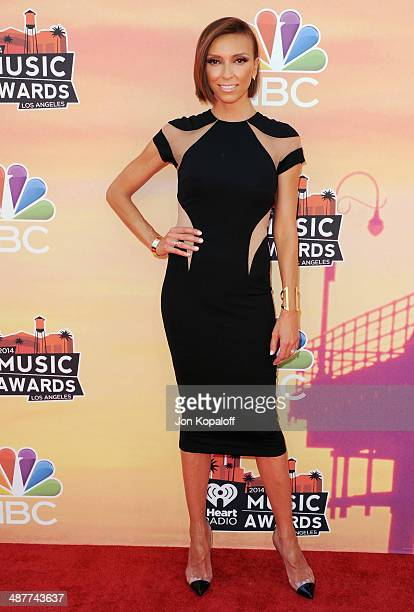 Giuliana Rancic arrives at the 2014 iHeartRadio Music Awards at The Shrine Auditorium on May 1, 2014 in Los Angeles, California.
