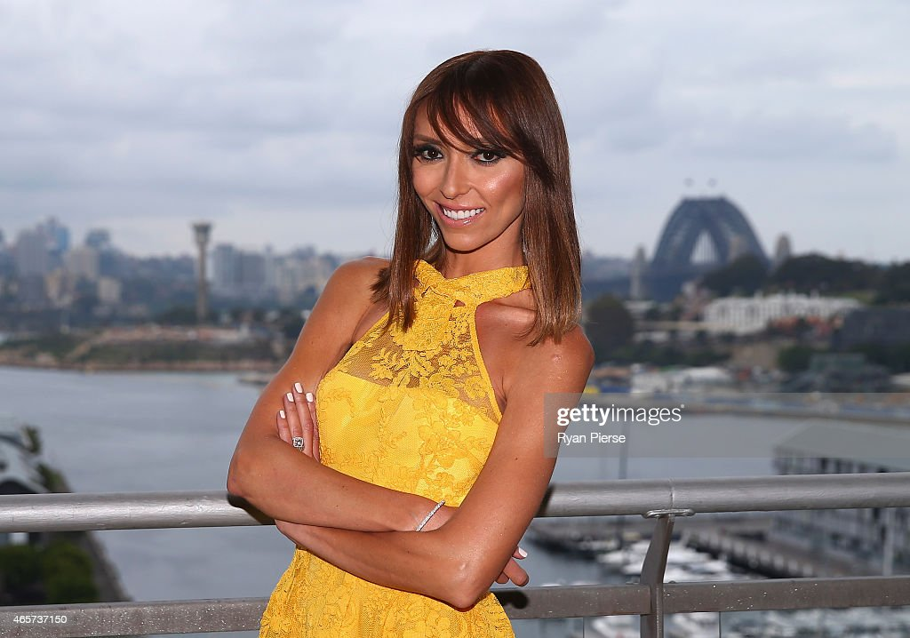 Giuliana Rancic - ASTRA Awards Media Call