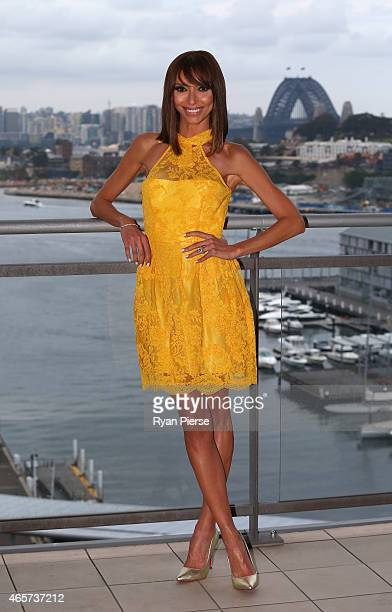 Giuliana Rancic attends a media call ahead of the 2015 ASTRA Awards on March 10 2015 in Sydney Australia The ASTRA Awards is an annual event...