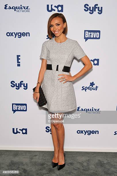 Giuliana Rancic attends the 2014 NBCUniversal Cable Entertainment Upfronts at The Jacob K. Javits Convention Center on May 15, 2014 in New York City.