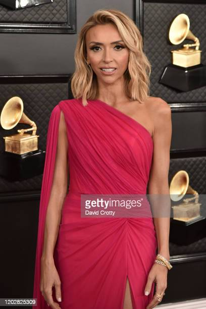 Giuliana Rancic attends the 62nd Annual Grammy Awards at Staples Center on January 26, 2020 in Los Angeles, CA.
