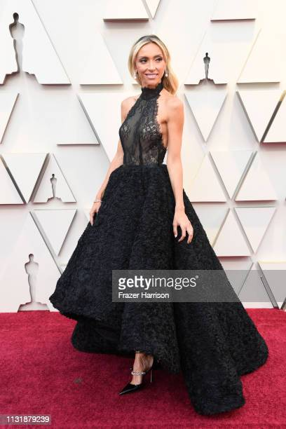 Giuliana Rancic attends the 91st Annual Academy Awards at Hollywood and Highland on February 24 2019 in Hollywood California
