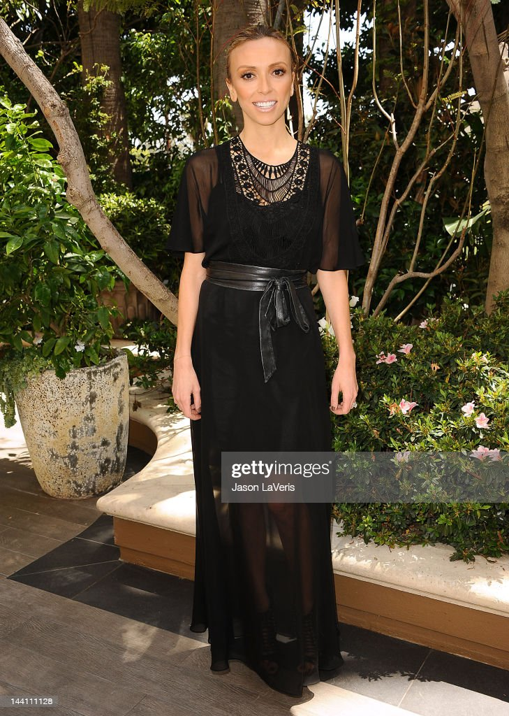 Giuliana Rancic attends the Associates For Breast And Prostate Cancer Studies' Mother's Day luncheon at Four Seasons Hotel Los Angeles at Beverly Hills on May 9, 2012 in Beverly Hills, California.