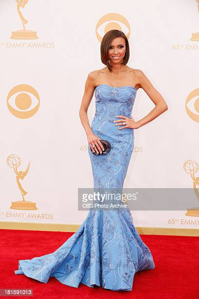 Giuliana Rancic on the Red Carpet for the 65th Primetime Emmy Awards which will be broadcast live across the country 8001100 PM ET/ 500800 PM PT...