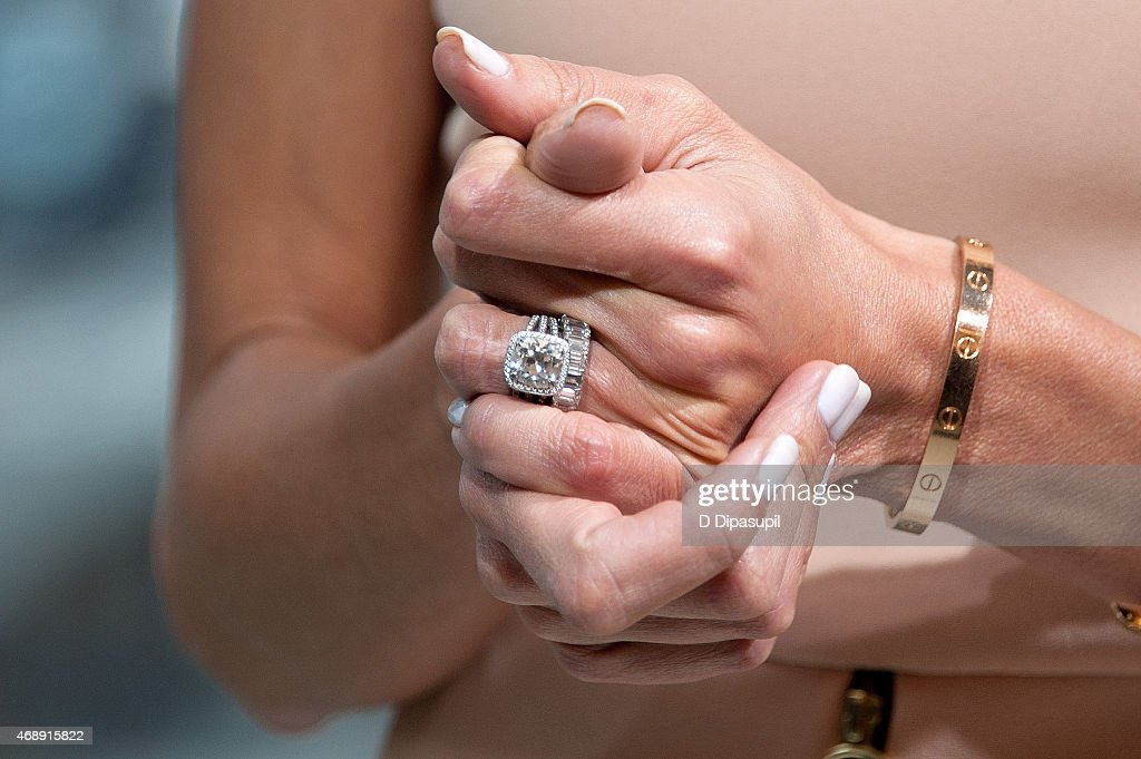Giuliana Rancic Ring Pictures and Photos Getty Images