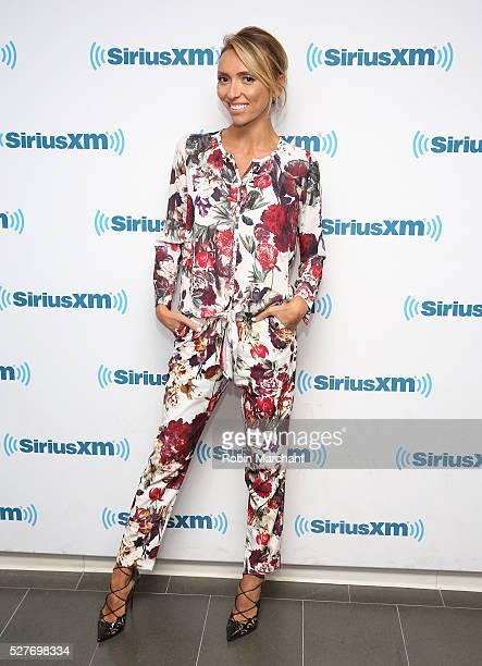Giuliana Rancic visits on May 03 2016 in New York New York