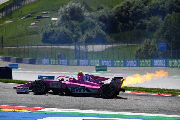 AUT: Formula 2 Championship - Round 1:Spielberg - Second Race