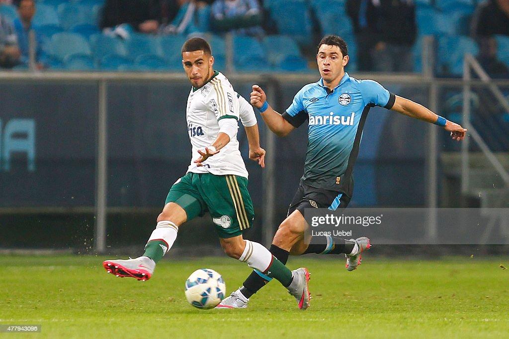 Gremio v Palmeiras - Brasileirao Series A 2015