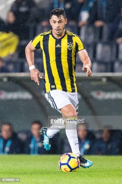Giuliano Victor de Paula of Fenerbahce SK during the Turkish Spor Toto Super Lig football match between Fenerbahce and Demir Grup Sivasspor on...