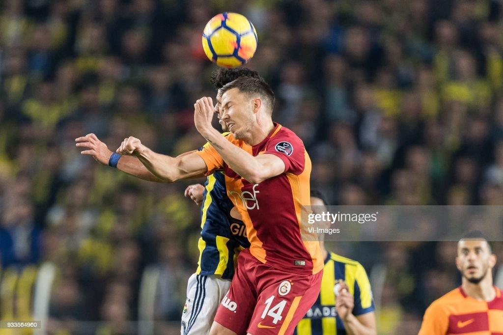 Fenerbahce v Galatasaray- Turkish Super Lig