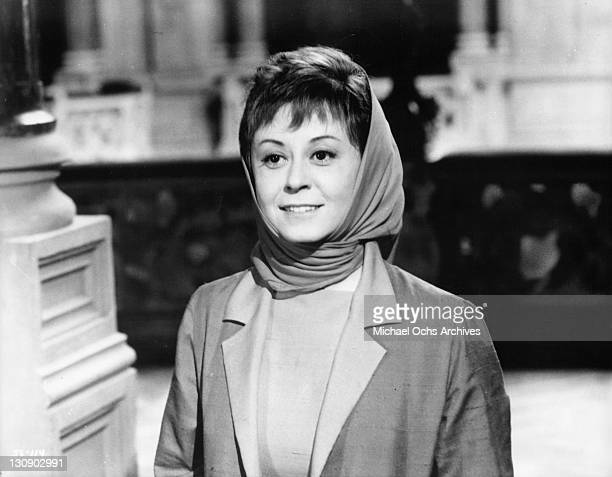 Giulietta Masina in a scene from the film 'Juliet Of The Spirits' 1965
