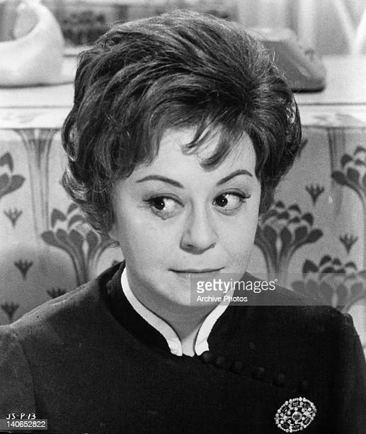 Giulietta Masina plays the title role in a scene from the film 'Juliet Of The Spirits' 1965