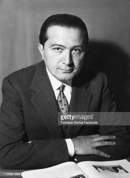 Giulio Andreotti Italian politician writer and journalist prominent member of the Democrazia Cristiana Minister of Defense from 15 February 1959 to...