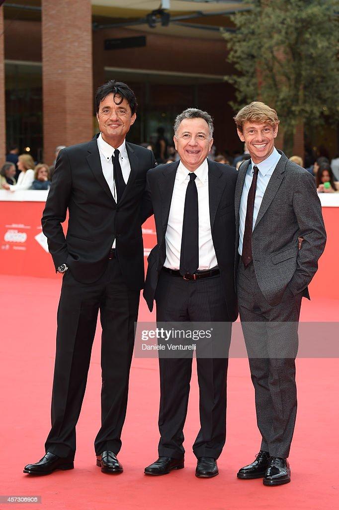 'Il Mio Papa' Red Carpet - The 9th Rome Film Festival