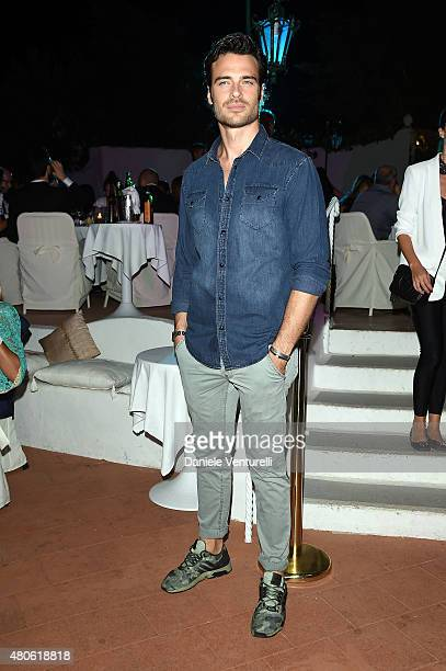 Giulio Berruti attends 2015 Ischia Global Film Music Fest Day 1 on July 13 2015 in Ischia Italy