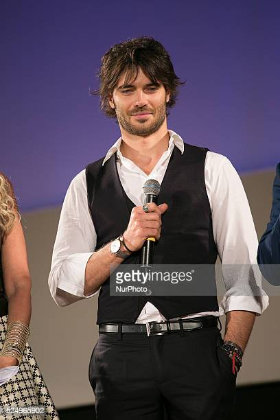 Giulio Berruti attends the 60th Taormina Film Fest on June 18 2014 in Taormina Italy