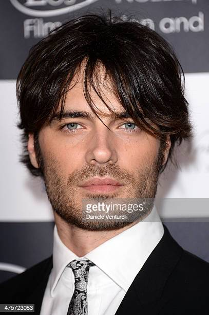 Giulio Berruti attends the 9th Annual LA Italia Film Fashion And Art's Festival Closing Night Awards Ceremony at TCL Chinese Theatre on February 28...