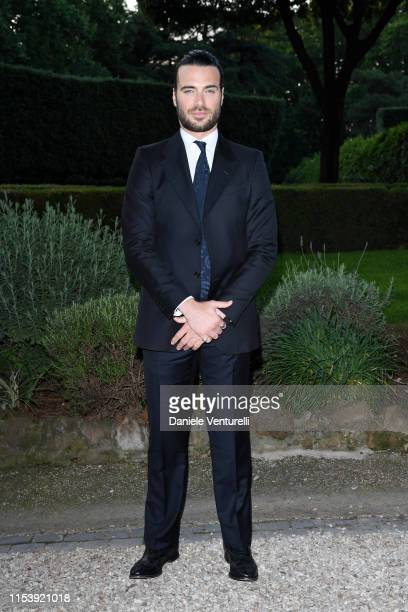 Giulio Berruti attends the McKim Medal Gala 2019 at Villa Aurelia on June 05 2019 in Rome Italy