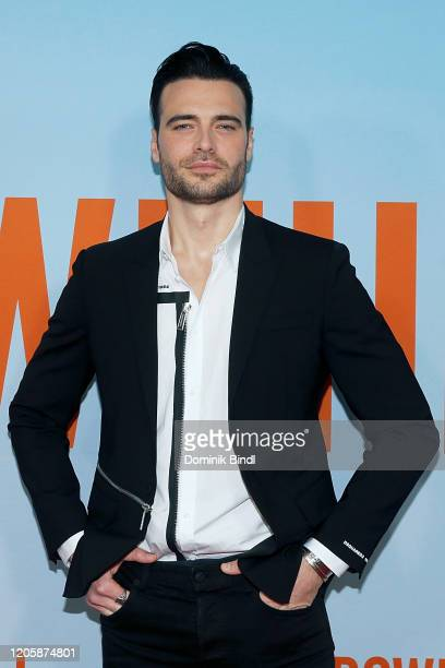 Giulio Berruti attends the premiere of Downhill at SVA Theater on February 12 2020 in New York City