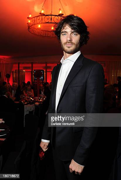 Giulio Berruti attends the 'Telethon Gala 2011' during the 6th International Rome Film Festival at Casina Valadier on October 28 2011 in Rome Italy