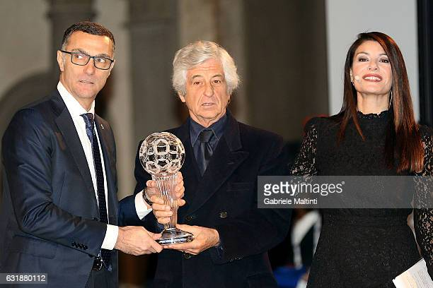 Giuseppe Bergomi former player Internazionale FC and former Italian footballer and World FIFA Champion in Spain 1982 now TV commentator for Sky and...